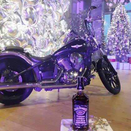 Jack Daniels Harley Davidson на новогодний корпоратив