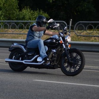 Покататься пассажиром на мотоцикле HARLEY DAVIDSON Киев